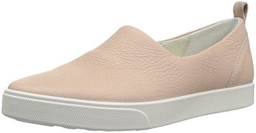ECCO Women's Gillian Slip on Fashion Sneaker, Rose Dust, 40 EU/9-9.5 M US