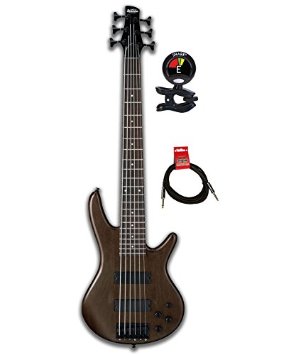 Ibanez GSR206 Gio 6 String Electric Bass Guitar w/Agathis for sale  Delivered anywhere in USA