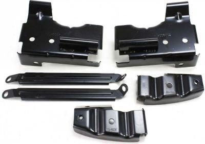 04 gmc sierra front bumper - 9