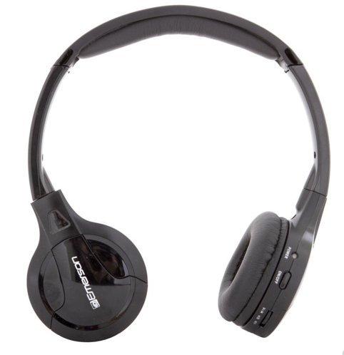 Emerson EM515 EM 515 Bluetooth Wireless Over the Ear HD Headphones