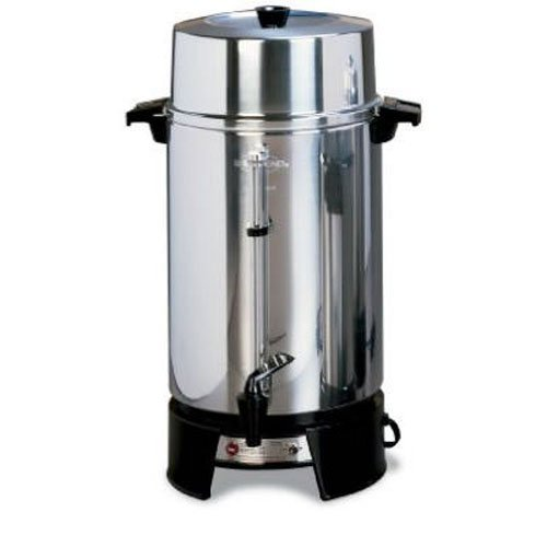 West Bend 33600 100-Cup Commercial Coffee Urn (Coffee Maker 30 Cups Or More compare prices)