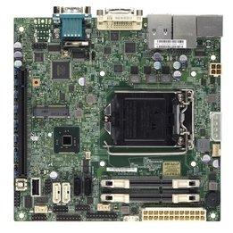 (Supermicro MBD-X10SLV Desktop Motherboard - Intel H81 Chipset - Socket H3 LGA-1150 - Retail Pack MBD-X10SLV-O)