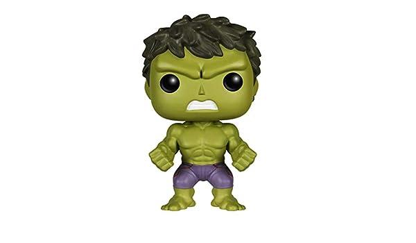 Mc Iron Man Modelo Funko Pop Movie Marvel Avengers 2 Hulk