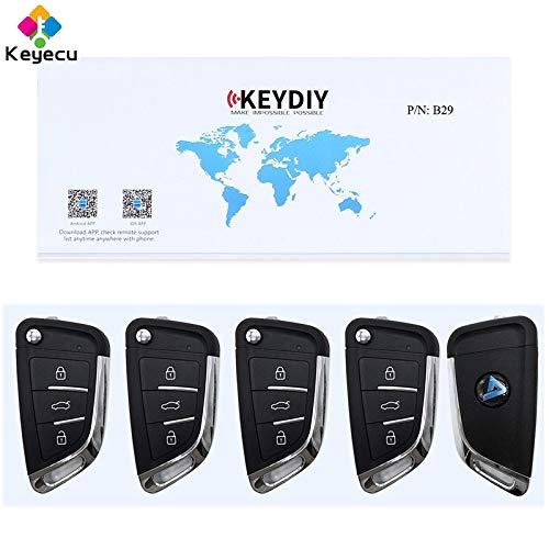 KEYDIY B29 3 Buttons B series universal remote for KD900 URG200 KD-X2 mini KD