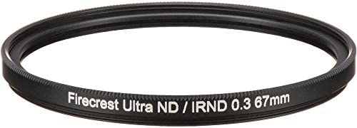 Formatt Hitech 67mm Firecrest Ultra ND 0.3 Filter (1-Stop) [並行輸入品]