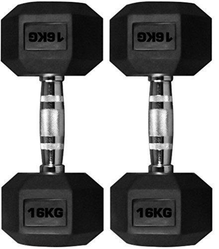 Tnp Accessories Goma Hexagonal Pesa 2 X 16kg=32kg Hexa Peso ...