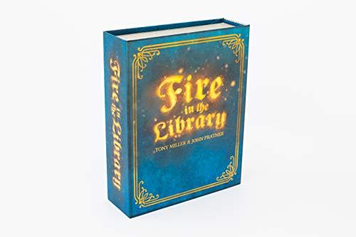 Weird Giraffe Games Fire in The Library]()
