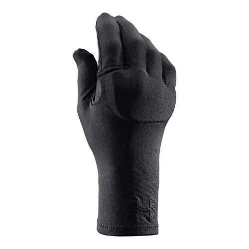 Under Armour Men's Tactical ColdGear Infrared Gloves, Black/Black, Medium