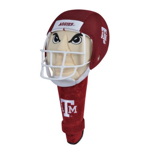 Texas A&M Aggies Shaft Gripper Mascot Headcover - Texas A&m Aggies Golf