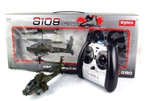 Syma S109G 3.5 Channel RC Helicopter with Gyro - http://coolthings.us