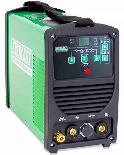 2017 EVERLAST PowerARC 160STH 160amp HF TIG Stick IGBT Welder 110/220 Dual Voltage