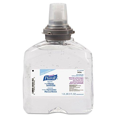 Purell TFX Instant Hand Sanitizer Gel Refill, ()