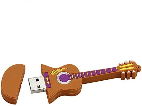 4GB Dark Brown Guitarra USB Flash Drive pendrive Pen Drive USB 2.0 Flash Drive Memory Stick U Disco: Amazon.es: Electrónica