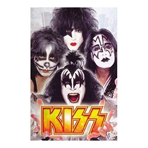 Team Spirit Store Posters KISS Originals 24x36 Premium Poster