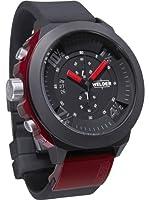 Welder by U-Boat K33 Chronograph Black Ion-plated Steel Mens Sport Watch K33-9301 from Welder
