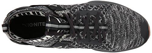 birch White PUMA Sneaker Black whisper Men's Hypernature Puma Evoknit Ignite O0qvH