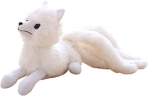 "9.8/""//13.7/"" Fox Plush toy Cute Fox Doll Kids Doll Gift Stuffed Animal Xmas Gift"