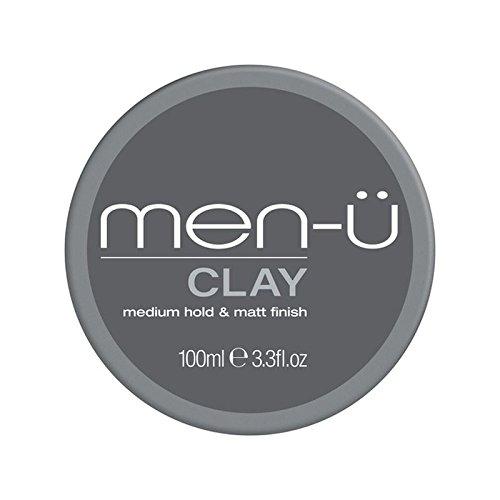 Men-Ü Clay (100ml) (Pack of 6)