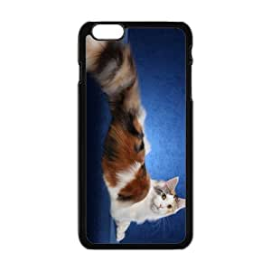The Noble Cat Hight Quality Plastic Case for Iphone 6plus