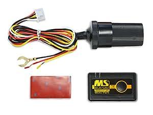 MotoPark Multi Safer Low Voltage CUT OFF Hard Wire Power Supply BDP KIT (Battery Discharge Prevention Mutli Safer Moto Park)