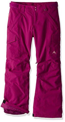 Elite Girls Glove (Burton Youth Girls Elite Cargo Pants, Grapeseed, Small)