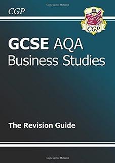 gcse business studies revision guide a g course cgp gcse rh amazon co uk GCSE Revision Guides A Level Revision Guides