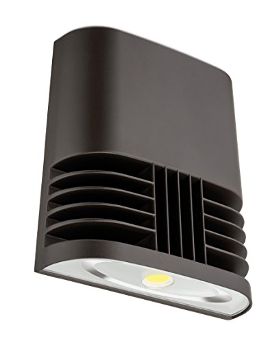 Lithonia Lighting OLWX1 LED 40W 40K M4 Contractor Select LED Wall Pack Dark Bronze