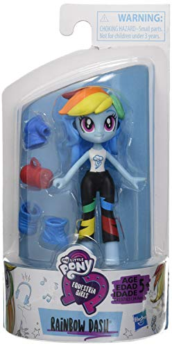 My Little Pony Equestria Girls Fashion Squad Rainbow Dash 3