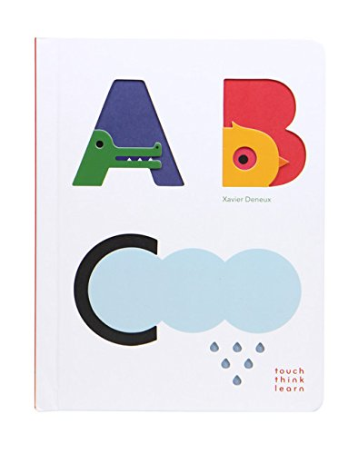 Image for TouchThinkLearn: ABC (Baby Board Books, Baby Touch and Feel Books, Sensory Books for Toddlers)