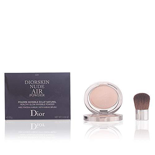 Diorskin Nude Air Powder - # 020 Light Beige by Christian Dior for Women - 0.35 oz ()