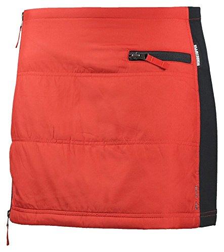 - Skhoop Women's Gretchen Windstopper Mini Skirt, Mandarin, Large