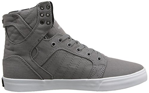 PRINT GREY WHITE White 10 Skytop Regular Black US Shoe Supra 4pTq8wq