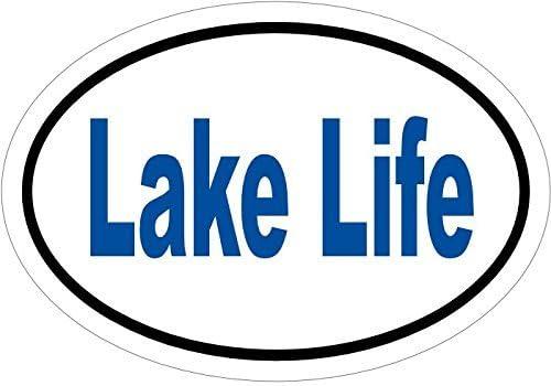 Magnet The Lake Life
