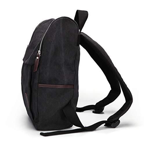 Pour D'alpinisme Des Les Black Olprkgdg Portable Dos Épaules Toile Hommes Black À De L'école Sac En Sportifs Voyages color 7wzwYgq