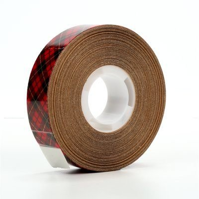 Scotch(R) ATG Adhesive Transfer Tape 969 Clear, 0.75 in x 18 yd 5.0 mil, 12 per inner