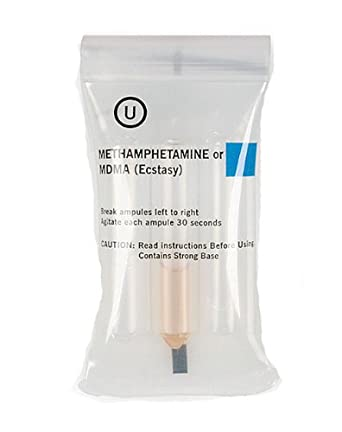 Amazon.com: NIK Drug Test Kit - U Methamphetamine (Box of