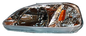 00 civic headlight assembly oem - 3