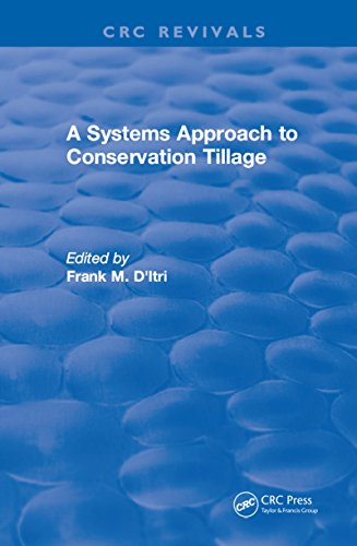 A Systems Approach to Conservation Tillage, used for sale  Delivered anywhere in Canada