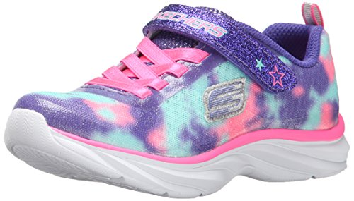 1ee9cc29d594e Skechers Kids Pepsters Gore and Strap Sneaker (Little Kid Big Kid ...
