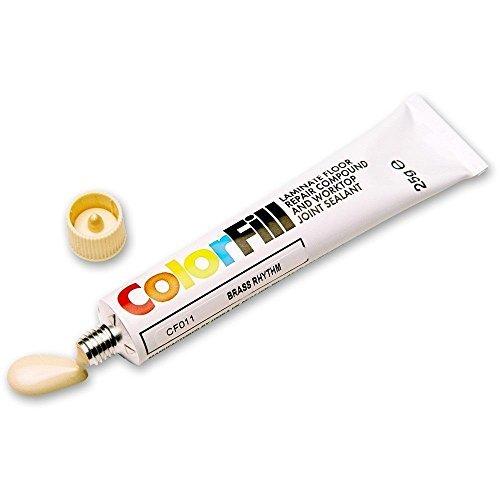 Unika ColorFill Worktop Joint Sealer Compound Laminate Repair, Colorfill: CF013 - Bronze by Unika