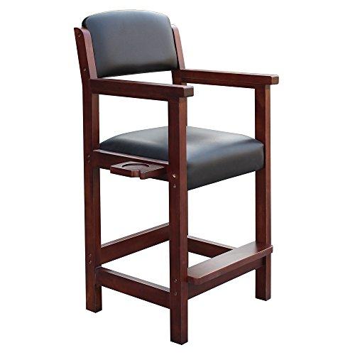 Hathaway Cambridge Spectator Chair, Antique Walnut (Chair Wide Walnut)