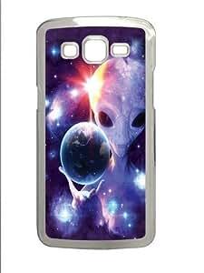 Alien Origins Custom Samsung Grand 7106/2 Case Cover Polycarbonate Transparent