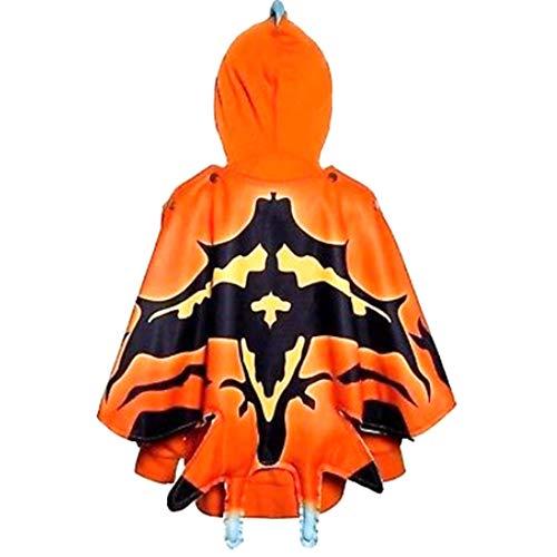 Disney Pandora World of Avatar Banshee Leonopteryx Hooded Jacket Kids Costume (M) -