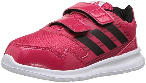sale retailer f1b0d 49bf8 Galleon - Adidas Originals Girls Altarun Sneaker, Energy PinkBlackMystery  Ruby, 10 M US Infant