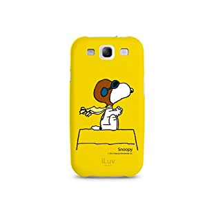 jWIN Snoopy Character - Funda Amarillo