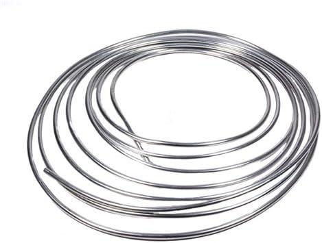 -6 A-N Fragola 3003 Aluminum Tubing coil 3//8 25 ft