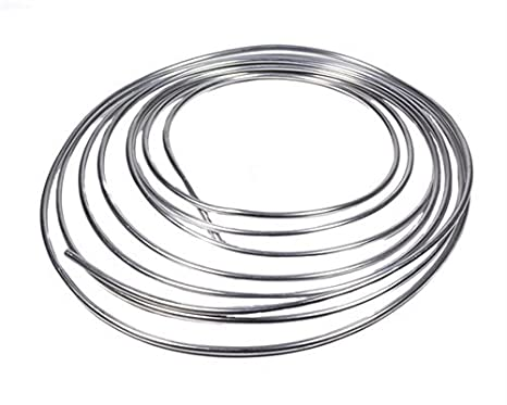 Fragola 890003 3/16 X .035 Wall Aluminum Tubing (25' Roll)