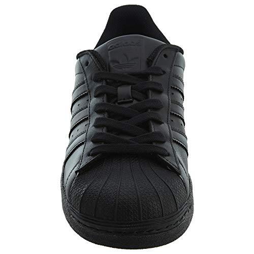 Hombre Adidas Zapatillas Superstar Negro Para Foundation Axw8vqHS