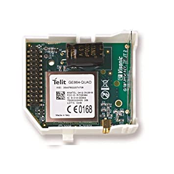 TRANSMISOR GSM/GPRS PARA CENTRALES VISONIC POWERMAX Y ...