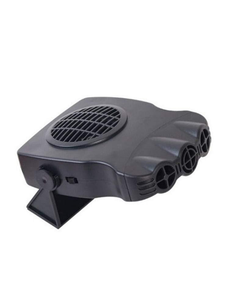 YakeHome New12V 150W Auto Voertuig Koelventilator Hot Warme Kachel voorruit Voorruitverluchting Ontdooier 2 en 1 Draagbare Auto Van Heater
